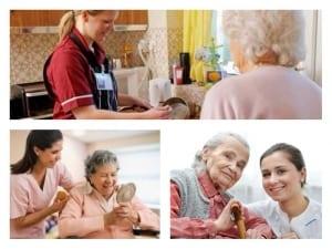 conseguir ayuda domiciliaria mediante agencia