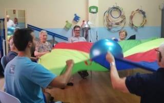actividades de estimulacion cognitiva en le geriátrico