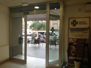 Cafeteria instituto geriatrico